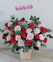 Mẫu hoa tặng sinh nhật