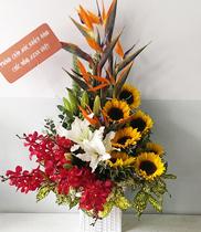 Dịch vụ điện hoa, dịch vụ tặng hoa online, quà tặng sinh nhật