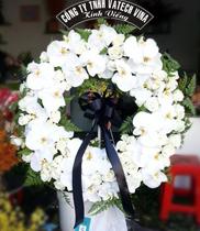 Vòng hoa đám tang CB08