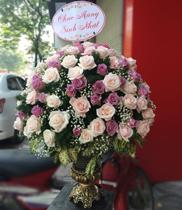 Bình hoa tặng sinh nhật 001