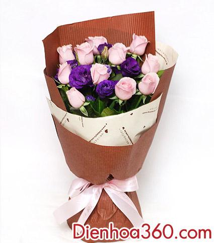 Hoa tươi-bó hoa