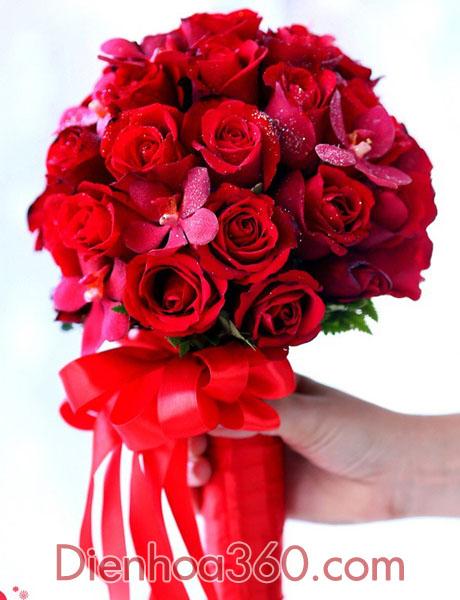 day lam hoa cuoi