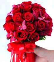 Hoa cầm tay cô dâu đẹp, mua hoa cầm tay cô dâu đẹp