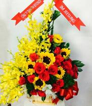 Điện hoa giá rẻ-mẫu hoa sinh nhật đẹp