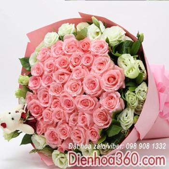 dien hoa ha noi, shop hoa tuoi ha noi, flower