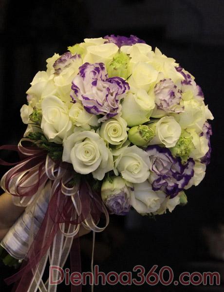 Hoa cưới 01