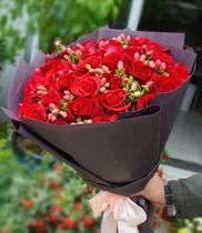 Hoa hồng đỏ-hoa tình yêu