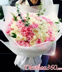 Bạn có biết hoa sinh nhật là cách thể hiện tình cảm của mình với người ấy