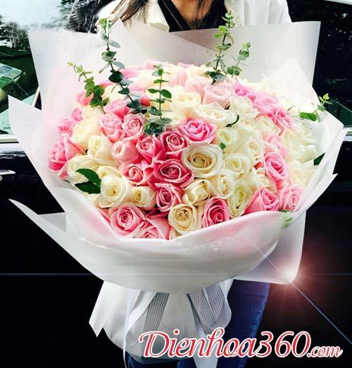 Hoa sinh nhật đẹp nhất, shop hoa tươi