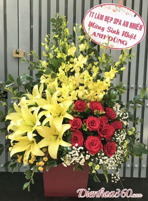 Hoa đẹp ngày 8-3