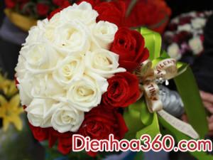 hoa tang nguoi yeu, bo hoa dep tang vo