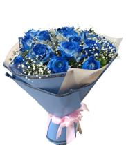 hoa tặng sinh nhật hoa hồng xanh