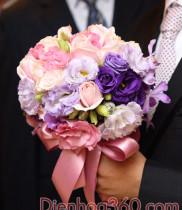 Hướng dẫn chọn hoa cưới theo 12 cung hoàng đạo