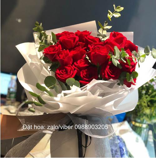 Shop hoa tươi Hà Nội – hoa hồng
