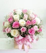 Hoa tươi tặng vợ-chọn quà sinh nhật tặng vợ
