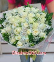 Điện hoa, dien hoa, vì sao nên gửi điện hoa