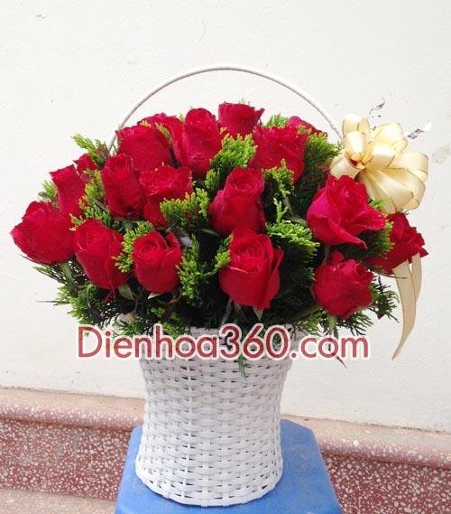 Hoa sinh nhật-Điện hoa Thanh Hóa