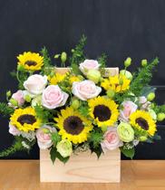 Giỏ hoa đẹp | send flower Vietnam