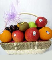 Giỏ hoa quả sạch