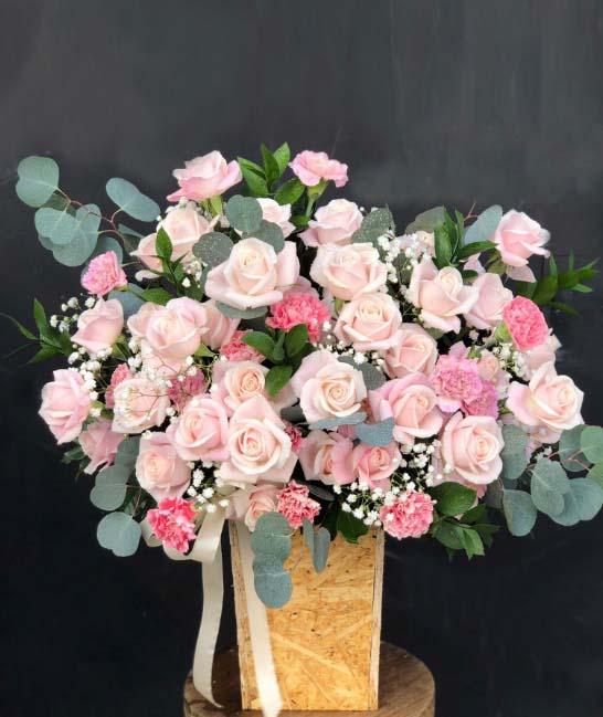 Hoa tươi 20 tháng 10, hoa chúc mừng ngày phụ nữ