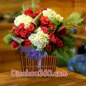 hoa tuoi quan tan phu, cua hang hoa quan tan phu