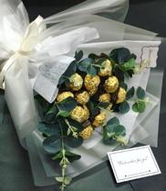 Socola Ferrero Rocher tặng valentine tại Hà Nội
