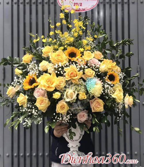 Bình hoa bao nhiêu tiền