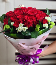 Hoa tình yêu, hoa valentine, qua tang valentine,