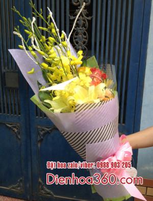 Hoa tặng thầy cô 20-11