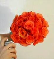 Cách bó hoa cưới cô dâu, hướng dẫn bó hoa cầm tay cô dâu
