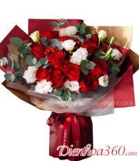 Nên tặng hoa gì cho bạn gái cũ ngày 8/3 này