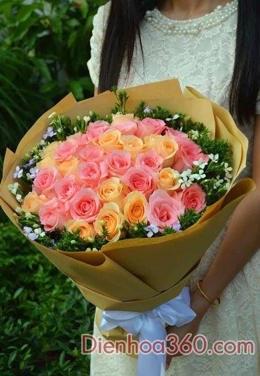 Hoa tặng mẹ, hoa sinh nhật mẹ