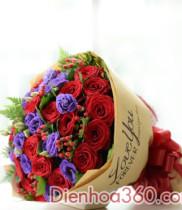 Địa chỉ mua hoa tươi rẻ đẹp tại Hà Nội