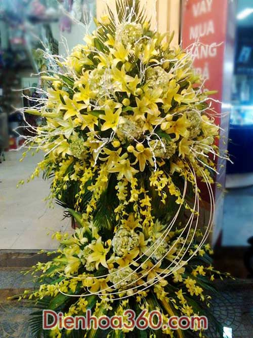 lang hoa dep, shop hoa tuoi, Hoa tươi online