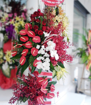 Đặt hoa khai trương giá rẻ, mẫu hoa khai trương giá rẻ, hoa đẹp