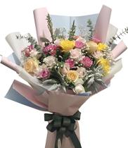 Shop hoa tươi- bó hoa chúc mừng