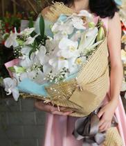 Bó hoa đẹp, mẫu hoa đẹp, dạy cắm hoa đẹp