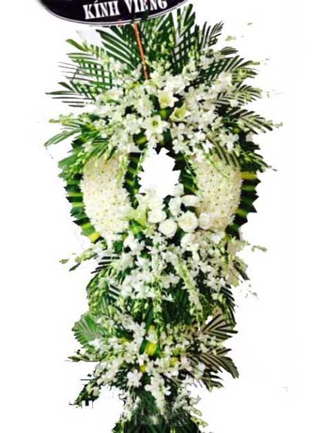 Hoa viếng đám tang CB14