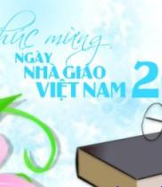 Những lời chúc 20/11 hay và ý nghĩa dành cho ngày nhà giáo Việt Nam, Dịch vụ điện hoa chúc mừng ngày Nhà giáo Việt Nam 20/11 tại Hà Nội