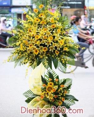 Hoa đẹp chúc mừng