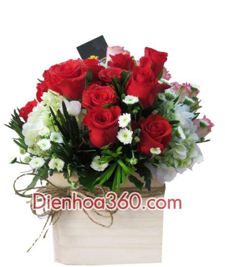 Lang hoa sinh nhat