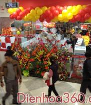 Điện hoa chúc mừng Vincom plaza Việt Trì, Hoa tươi chúc mừng