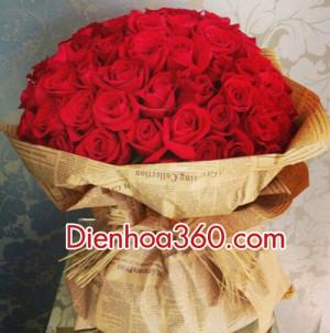 Qua tang valentine dep, mau qua tang valentine, hoa tuoi valentine (2)