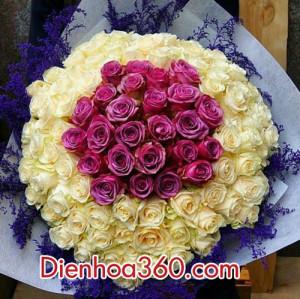 Qua tang valentine dep, mau qua tang valentine, hoa tuoi valentine (9)