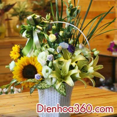 hoa sinh nhat dep nhat 1