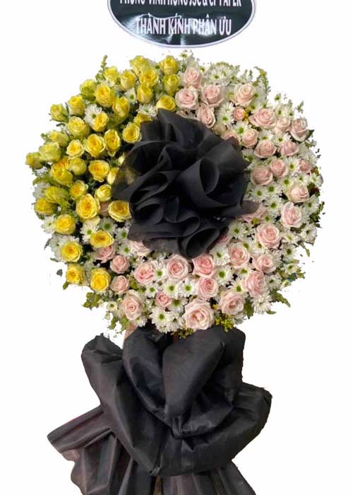 Hoa đám tang rẻ đẹp