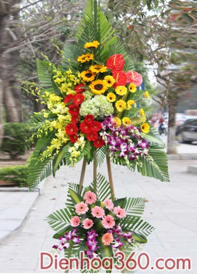Shop hoa tươi quận 1