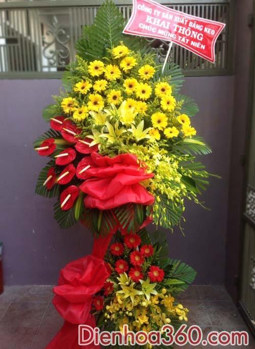 Shoa hoa tươi quận 12