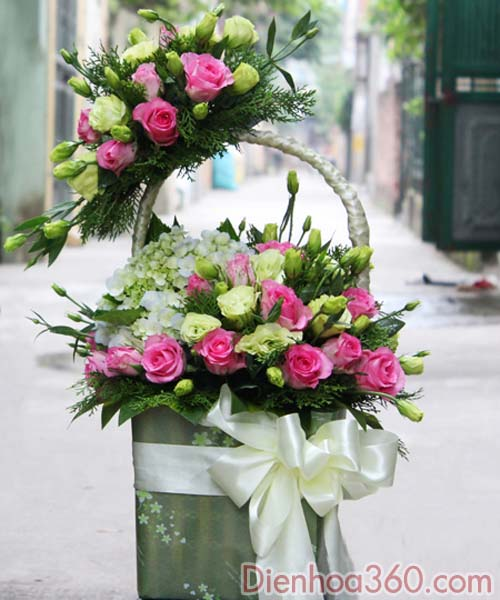 Dịch vụ tặng hoa