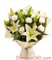 Hoa tặng mẹ, Sự tích ngày của mẹ